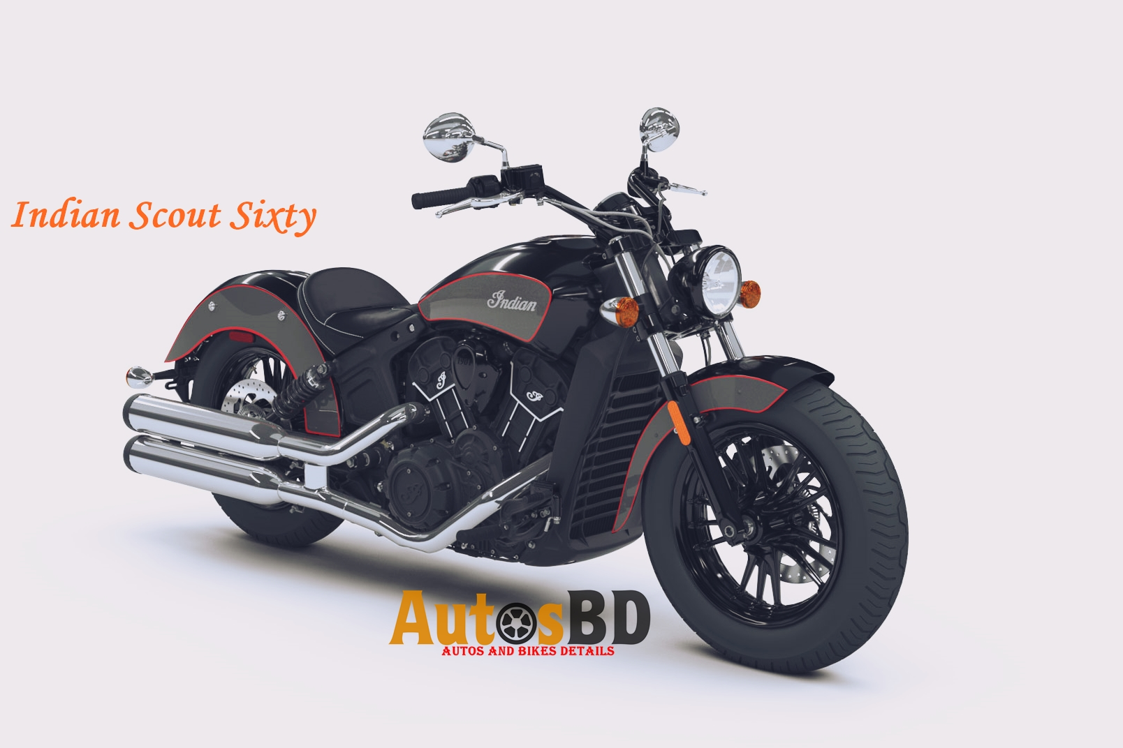 Indian Scout Sixty Motorcycle Price in India