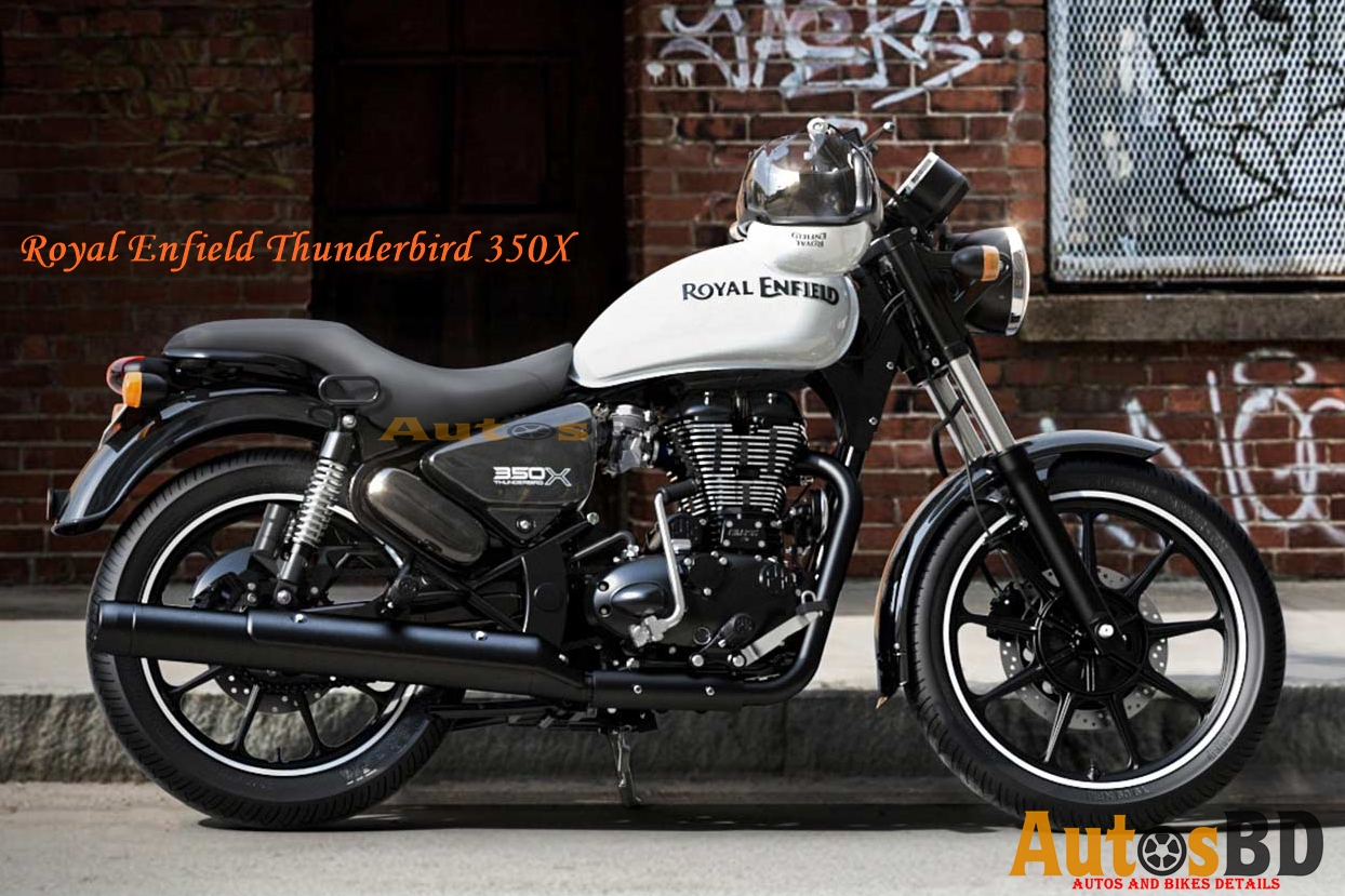 Royal Enfield Thunderbird 350X Motorcycle Price in India