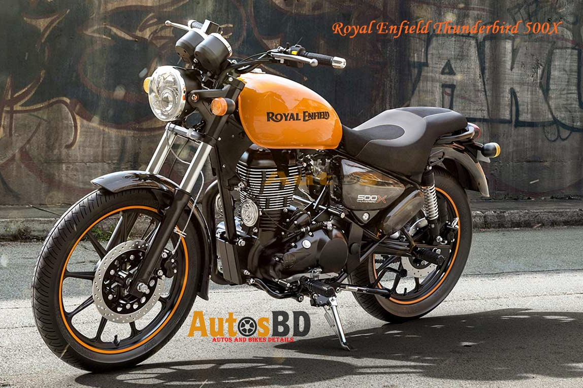 Royal Enfield Thunderbird 500X Motorcycle Price in India