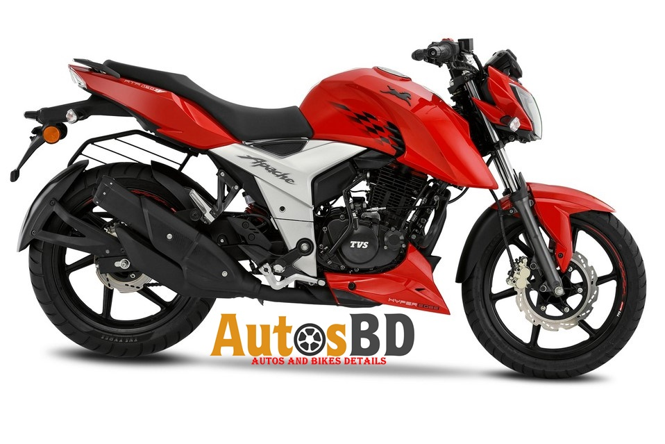 TVS Apache RTR 160 4V Specification