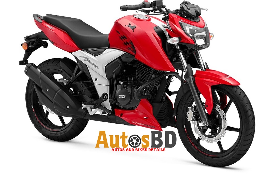 TVS Apache RTR 160 4V Motorcycle Price in India