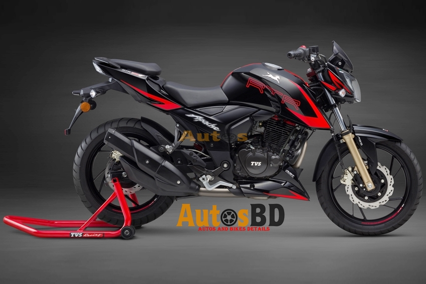 TVS Apache RTR 200 Race Edition ABS Specification