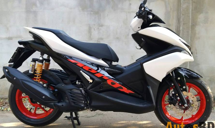 Yamaha Aerox 155 Price in Bangladesh