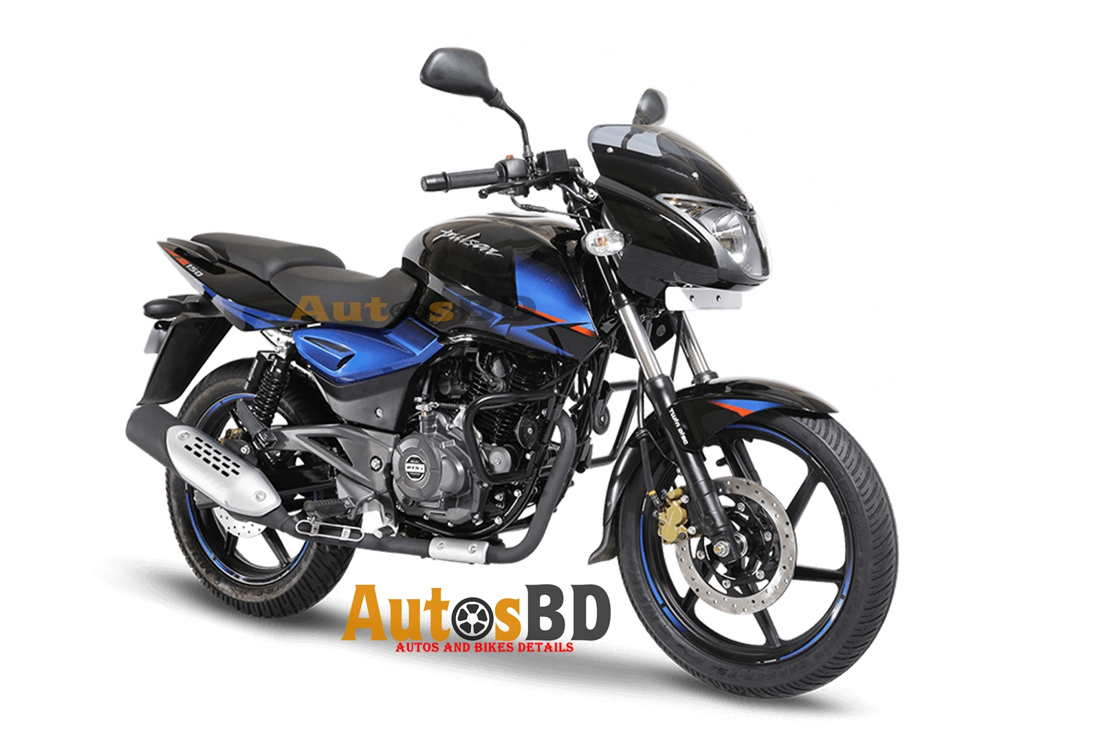 Bajaj Pulsar 150 Twin Disc Specification