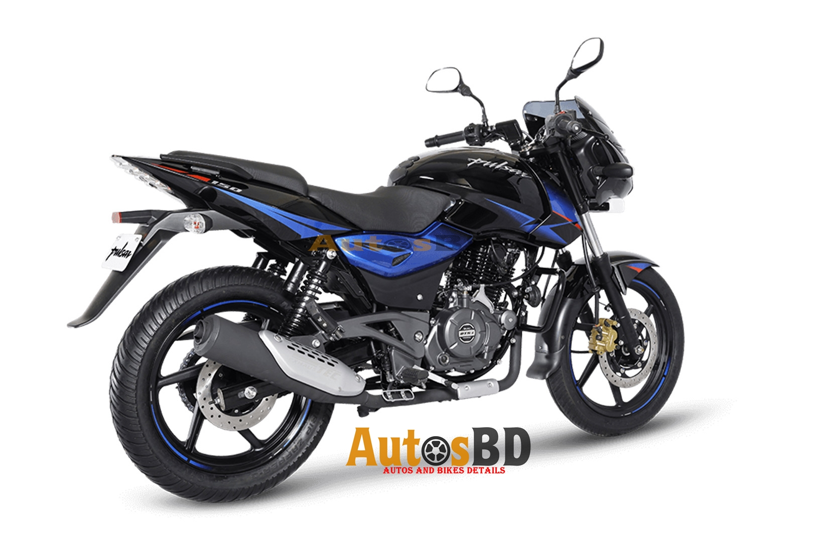Bajaj Pulsar 150 Twin Disc Motorcycle Price in India