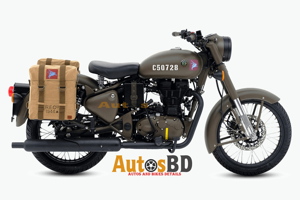 Royal Enfield Classic 500 Pegasus Edition Motorcycle Specification