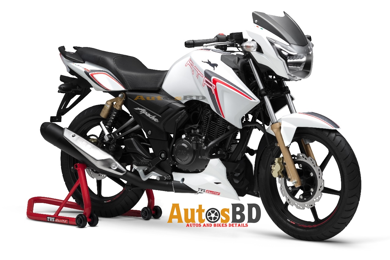TVS Apache RTR 180 Race Edition Motorcycle Price in India
