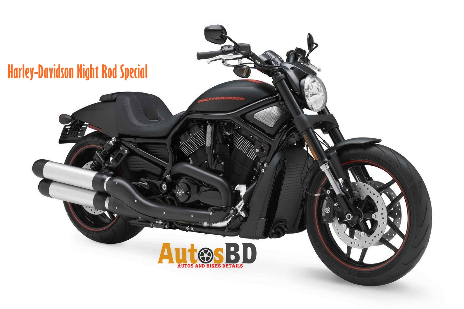 Harley-Davidson Night Rod Special Specification