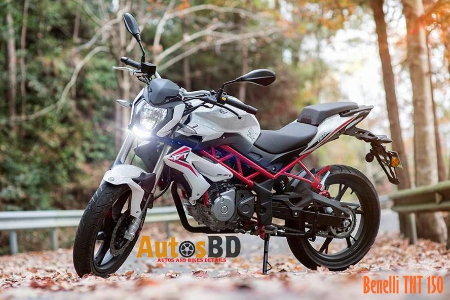 Benelli TNT 150 Specification