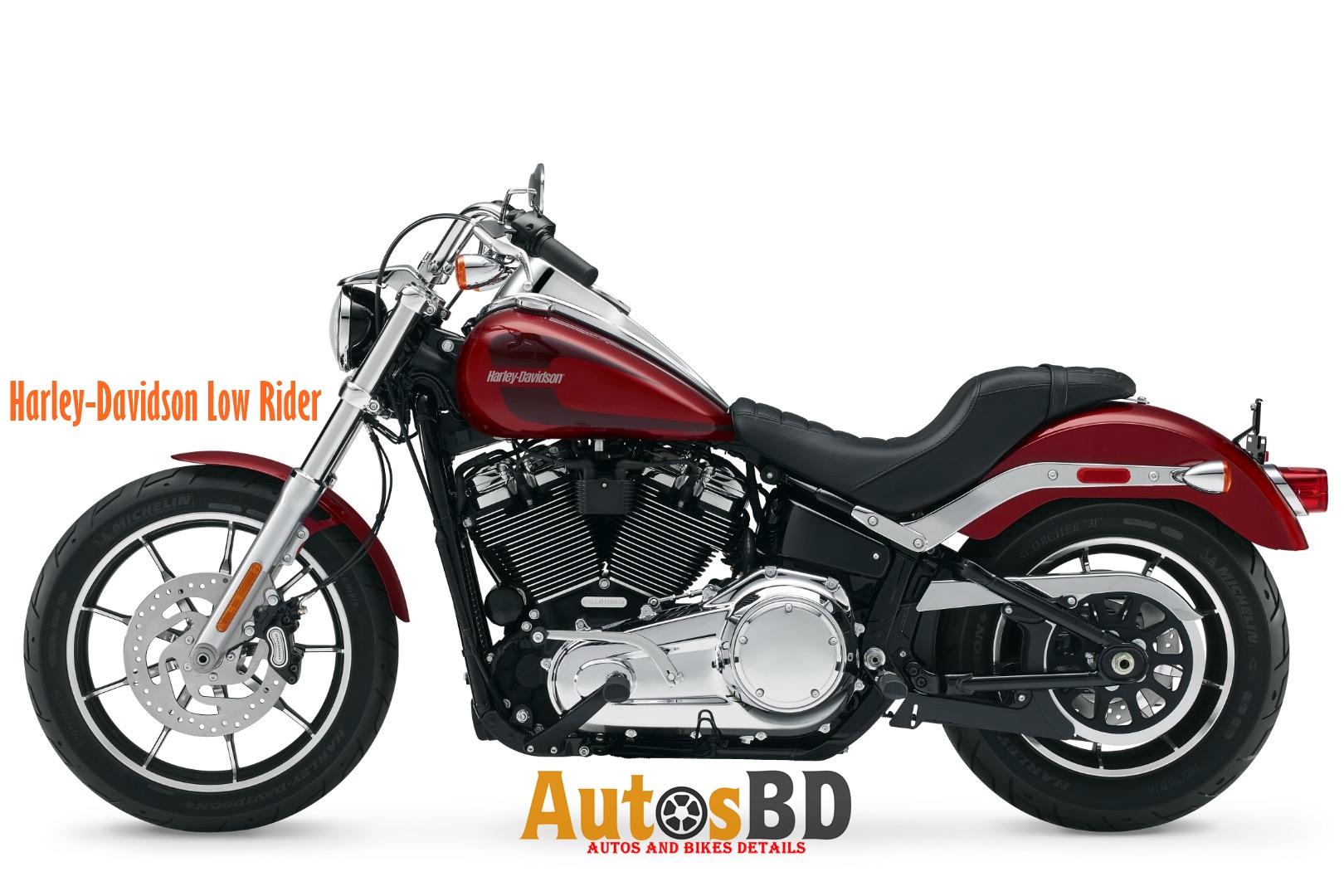 Harley-Davidson Low Rider Specification