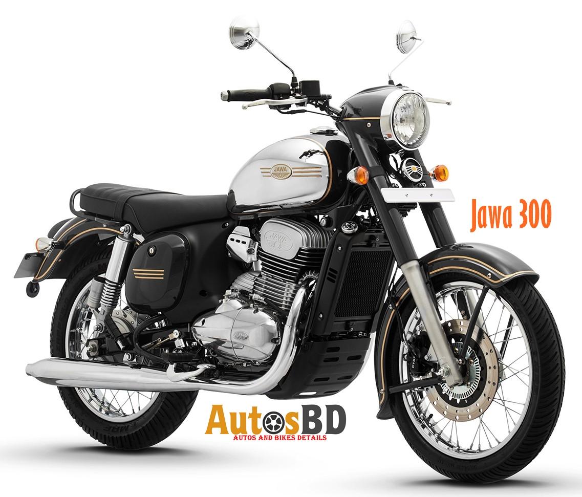 Jawa 300 Specification
