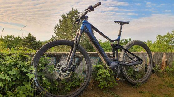 Merida eOne Forty 8000 – A 2 millás bringa