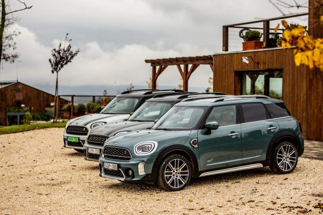 2020 Mini Countryman