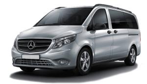 Mercedes Vito furgoneta para alquilar