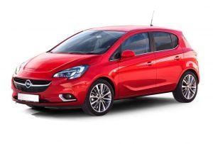 Opel Corsa de flota de alquiler