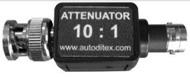 10 to 1 attenuator