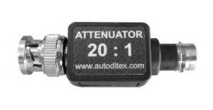 20 to 1 attenuator