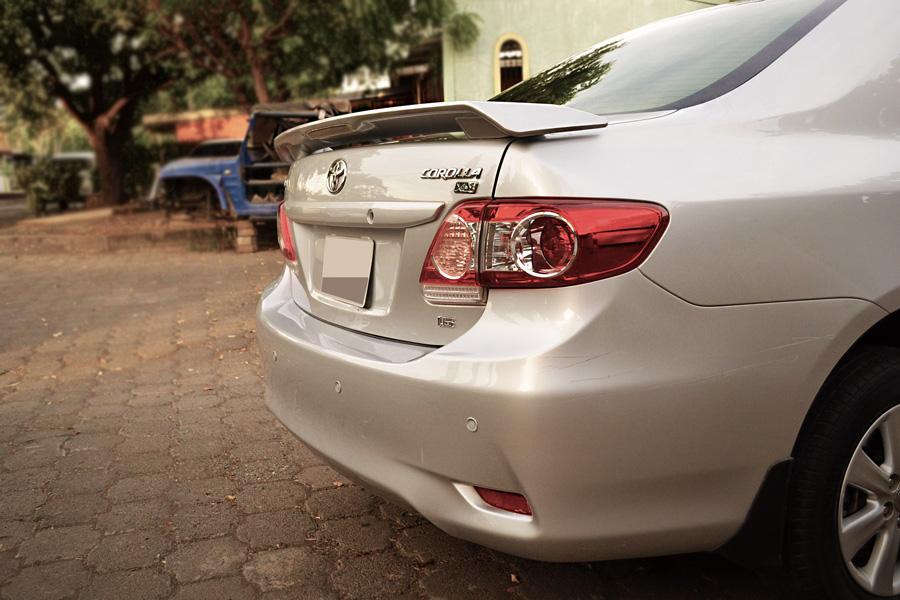 Transmision Toyota Corolla