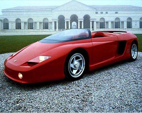 Ferrari Mythos Pininfarina