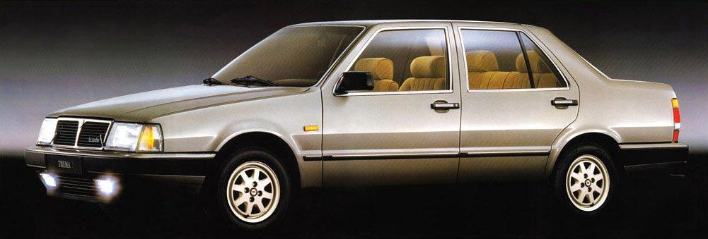 Lancia Thema 1984