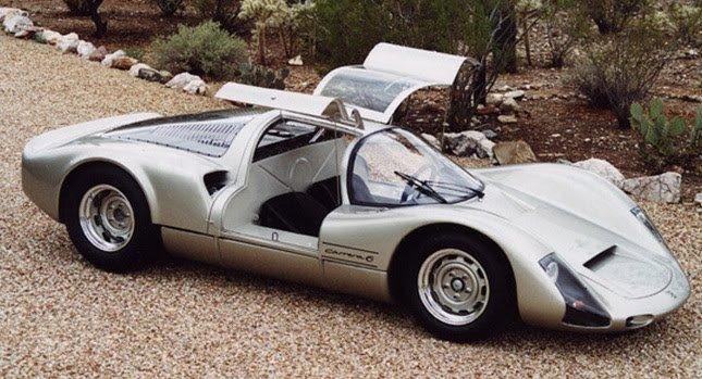 Porsche 906 – Carrera 6