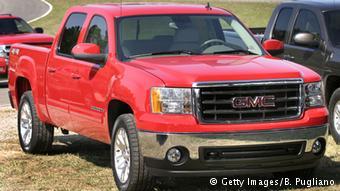 Пикап компании General Motors