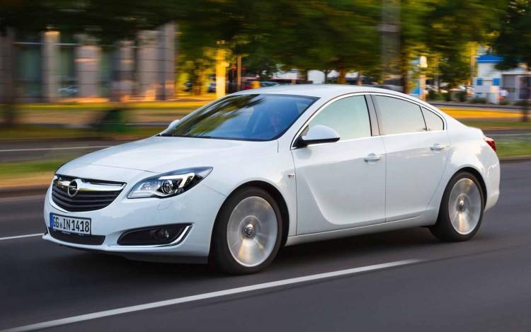 Цены на Opel Insignia