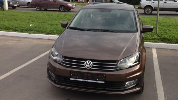 О минусах Volkswagen Polo sedan 2015