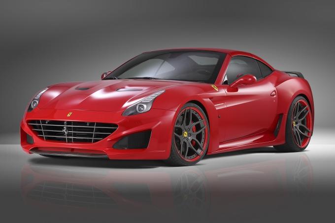 Ferrari остановила продажи California T
