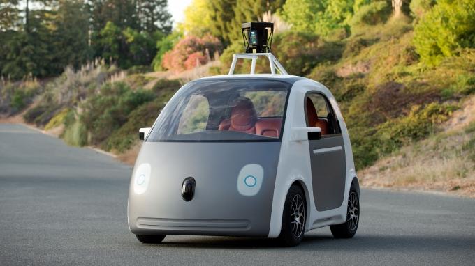 Google отказался делать автомобили