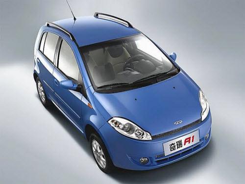 Chery A1 – китайский вариант дешевого авто