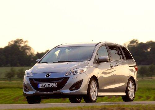 Внешний вид Mazda5