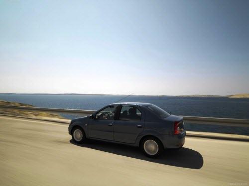 Renault (Dacia) Logan – новый седан