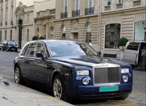 Аристократ высшего сословия в автомобильном мире это Rolls-Royce Phantom