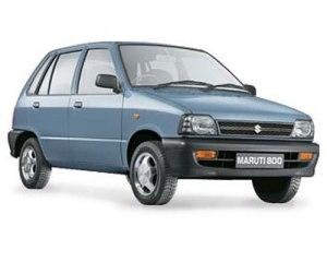 Suzuki-Maruti-800