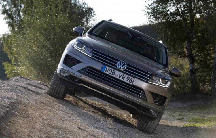 Особенности Volkswagen Touareg 2015-2016 года