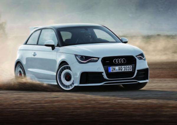 тест драйв Audi A1