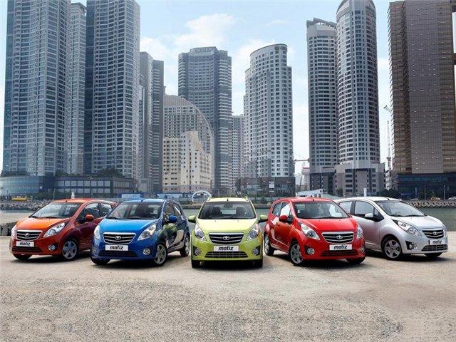 Daewoo Matiz идеальный автомобиль для города