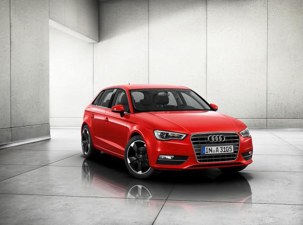 технические характеристики Audi A3 Sportback