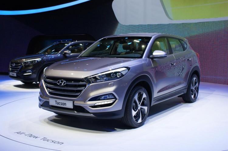 Сколько стоит новый Hyundai Tucson 2015-2016 в России