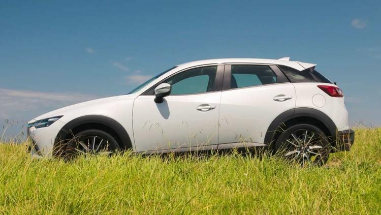 Mazda CX-3 2015-2016 в России. Когда начнутся продажи?
