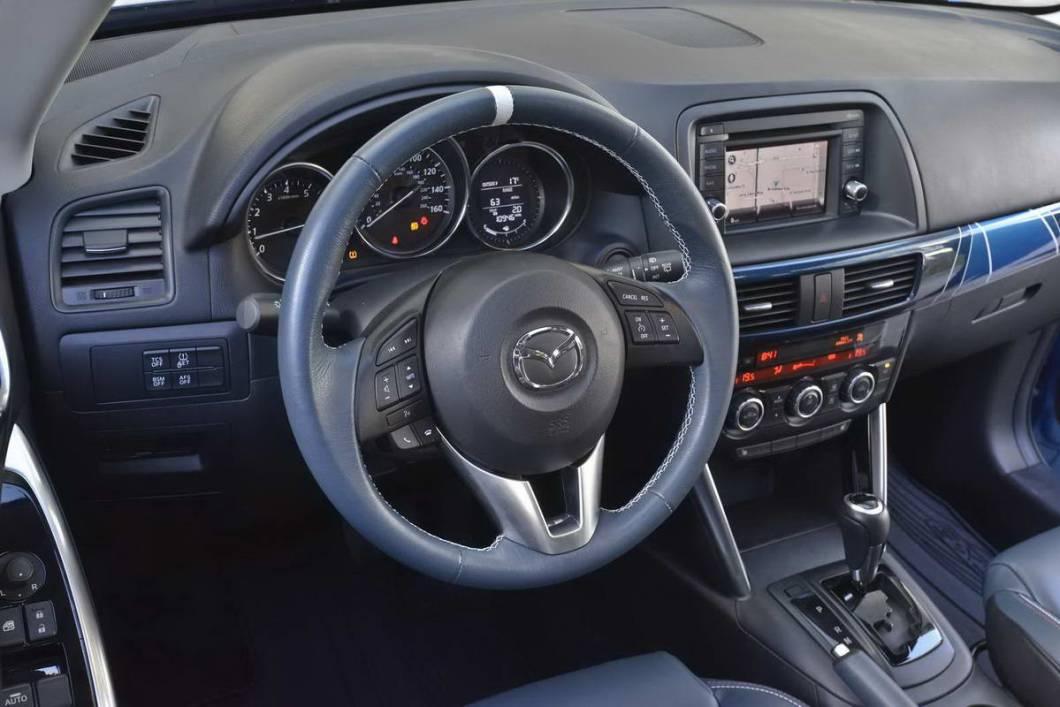 Mazda не уступает по технологиям своим конкурентам