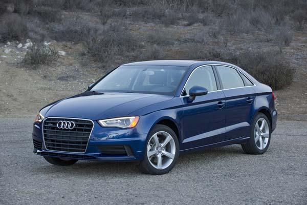 Особенности Audi-A3