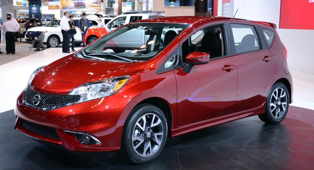 Особенности Nissan Note 2015-2016 модельного года
