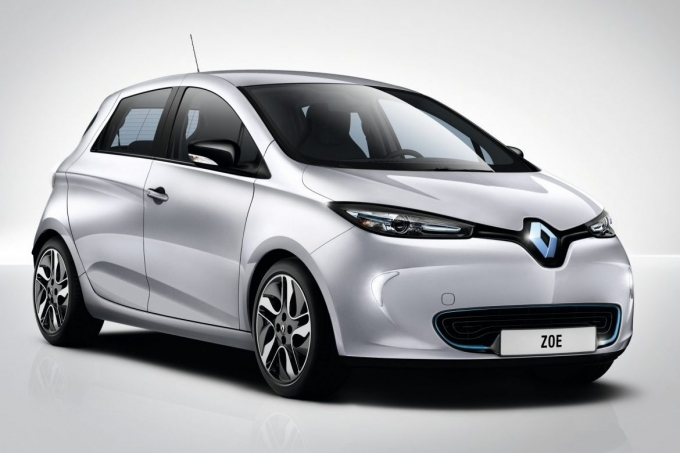 Renault: у тёти Зои пропали тормоза…