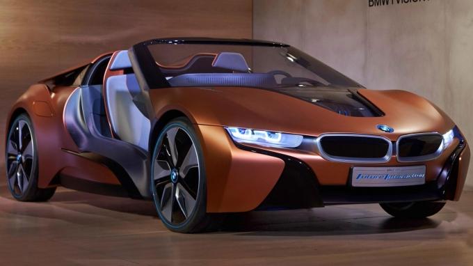 Создатели BMW i8 ушли к китайцам!