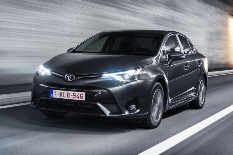Особенности Toyota Avensis 2016