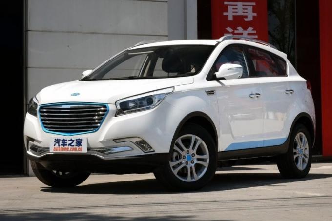 Hyundai обогнал Audi с маленьким Hawtai