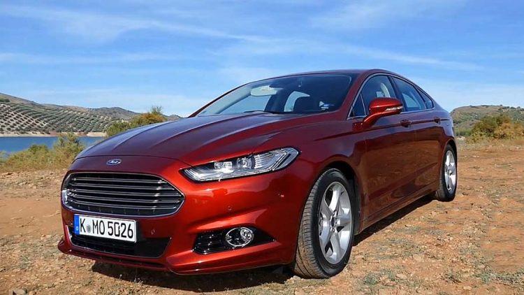 Технические характеристики Форд Мондео 2016