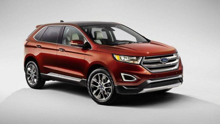 Ford Ecosport 2016 года